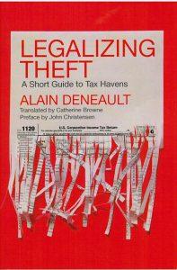 Legalizing - Alain Deneault