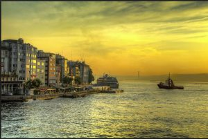Bosphorus-dawn